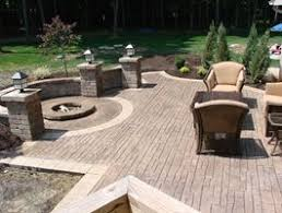 Patio Concrete Designs Concrete Patios Ideas Paver Patio Designs Concrete Patio Pavers