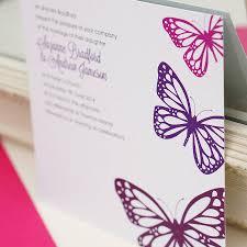 wedding invitations amazing butterfly wedding invitation photo