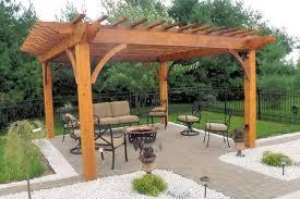 Back Patio Pergola Ideas Pergolas Pictures U Corner Alcove - Pergola backyard designs