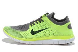 Nike Sport b nike free 4 0 flyknit b volt grey shoes discount 79 00