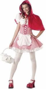 Halloween Costumes Teens Amazon Teen Red Riding Hood Halloween Costume Teen 3