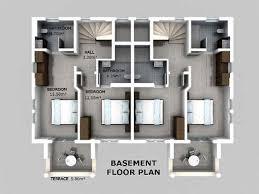 basement apartment plans basement floor plans center stairs southern living house plans