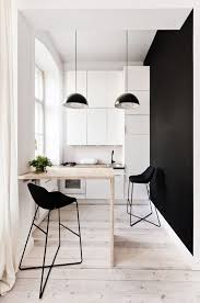 Black And Wood Chairs 15 Minimalist Interior With Black And Wood Accents Home Design