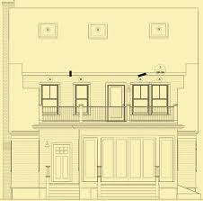 Gambrel House Floor Plans 2 Bedroom House Plans For A Simple Home With A Gambrel Roof