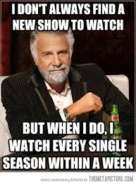 Tv Memes - new tv shows the meta picture