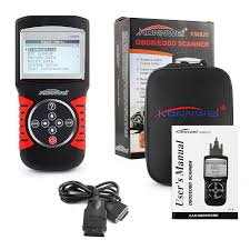 kw820 obdii eobd automotive errors code reader scanner diagnostic