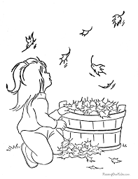 tree leaves coloring pages coloring printable sheets of leaves to
