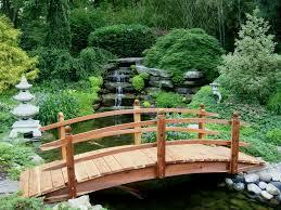 yard bridge wooden garden bridge designs 14ft double selection of amazing