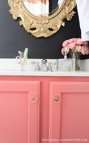 Retro Pink Bathroom Ideas Super Cool Pink Bathroom Vanity Best 25 Bathrooms Ideas On