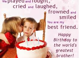 beautiful birthday lines for brother happy birthday pinterest