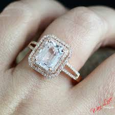 light pink engagement rings pink rings icedteafairyclub light pink wedding rings itop