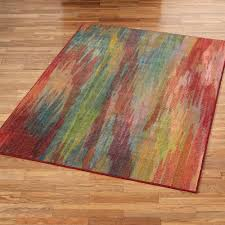 Round Colourful Rugs by Multi Coloured Rugs Rugs Ideas
