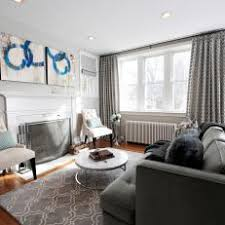Curtains To Go With Grey Sofa Photos Hgtv