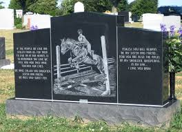 granite monuments laser etching puts your photo directly onto your granite monument