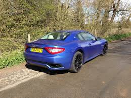 maserati granturismo dark blue speedmonkey an epic weekend with a maserati granturismo sport and