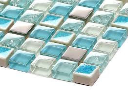 metal wall tiles kitchen backsplash metal glass tile backsplash kitchen crackle wall tiles sps29