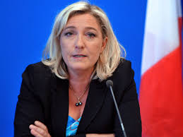Marine Le Pen French Far Right Leader Marine Le Pen Loses Immunity To Criminal
