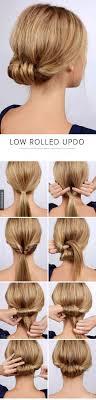 Sch E Frisuren Selber Machen Einfach by Die Besten 25 Kurze Haare Hochstecken Ideen Auf
