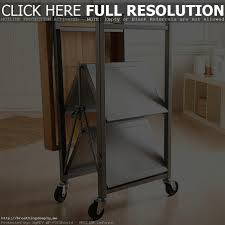 origami folding kitchen island cart kitchen kitchen diy island cart folding furniture delightful