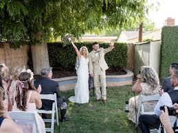 Outdoor Backyard Wedding Exterior Brilliant Outdoor Weddings On A Budget 50 Tips To