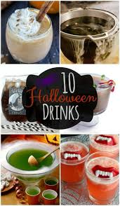 10 halloween drinks lots of awesome drink ideas for halloween