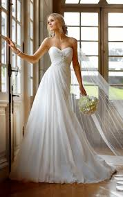flowy wedding dresses cheap wedding dress sweetheart sleeveless pleated flowy