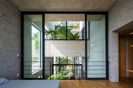 binh house by vo trong nghia architects an exposed concrete home