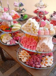 make your own buffet table make your wedding day sweeter with your own candy buffet christmas