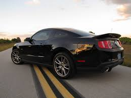 2011 mustang gt black lights photo shoot with my black 5 0 the