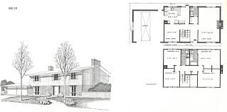 mid century modern and 1970s era ottawa evolution of a plan the