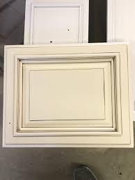 Glazed Kitchen Cabinet Doors Lighter And Brighter Kitchen Cabinets