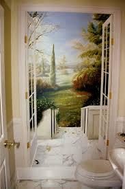 Trompe L Oeil Wallpaper by Trompe L U0027oeil Ceiling The Mural Works