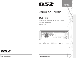 estereo b52 rm 2012 documents