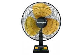 high speed table fan table fans best collection of hi speed table fans in india crompton