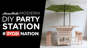 Home Made Modern by Diy Party Station Youtube