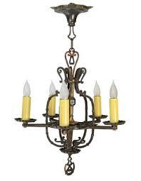 5 light bronze chandelier moe bridges 5 light bronze chandelier architectural antiques
