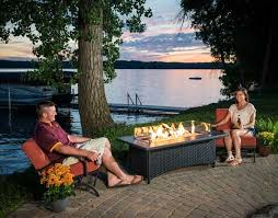 Patio Fire Pit Table Cool Outdoor Fire Pit Ideas For The 2014 Winter Season