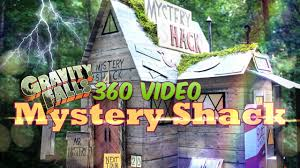 Mystery Shack Floor Plan by 360 Interactive Video Gravity Falls Mystery Shack Inside The