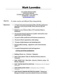 Photography Assistant Resume Film Production Resume Template Download Career Life Pinterest