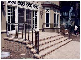 How Much Do Banisters Cost Stairs New Released 2017 Wrought Iron Railings Cost Astounding