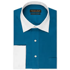 donald j trump non iron solid french cuff shirt u2013 menecloth