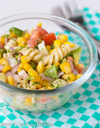 Pasta Salad Recipe Mayo by Sweet Corn And Pasta Salad