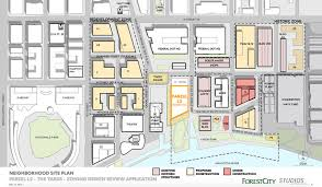 navy yard parking lot may be replaced by 270 unit mixed use