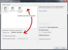 c visual studio asp net template incomplete mvc stack overflow