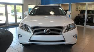 lexus rx 350 headlights 2015 lexus rx 350 4dr all wheel drive in starfire pearl for sale