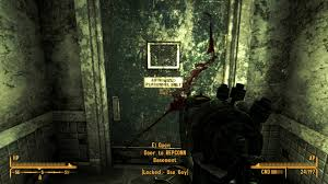 Fallout New Vegas Map Locations by This Place Still Scares The Out Of Me Fallout New Vegas