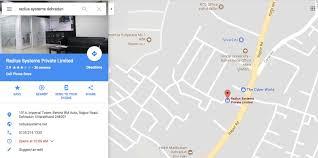 Google Maps Radius Home Radius System Private Ltd
