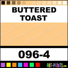 buttered toast ultra ceramic ceramic porcelain paints 096 4
