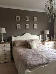 habitat art frames above bed bedroom wall dulux steel symphony