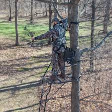 rivers edge rivers edge treestands syct wide ladder stand
